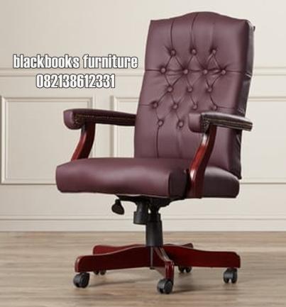 Kursi Kerja Mewah Direktur Bisa Untuk Manager